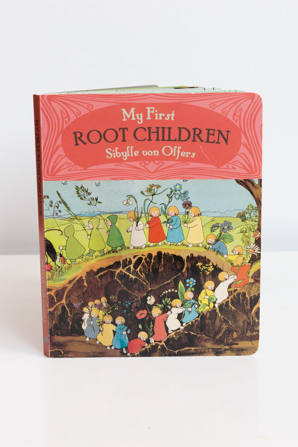 Steiner Books My First Root Children