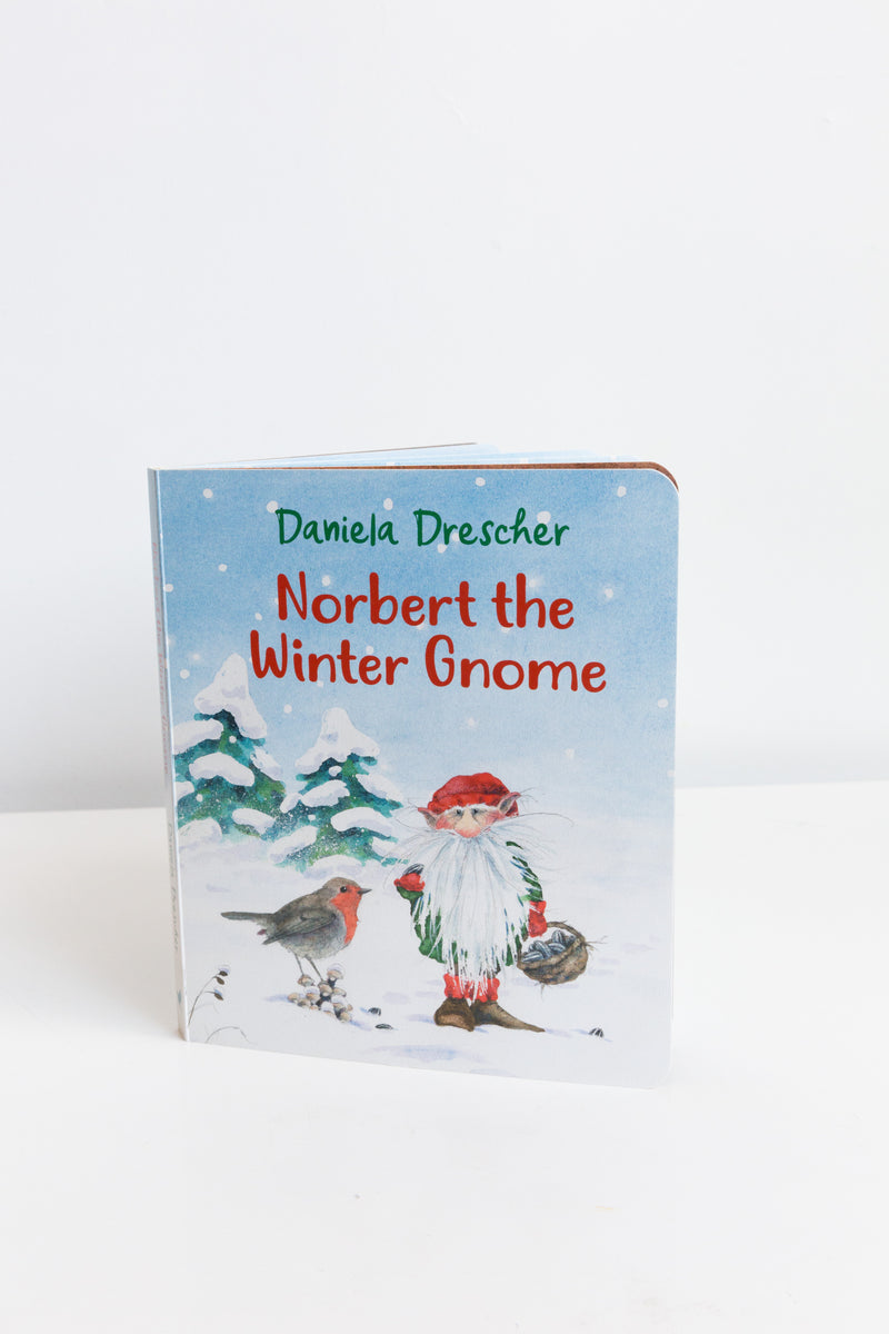 Steiner Books Norbert the Winter Gnome
