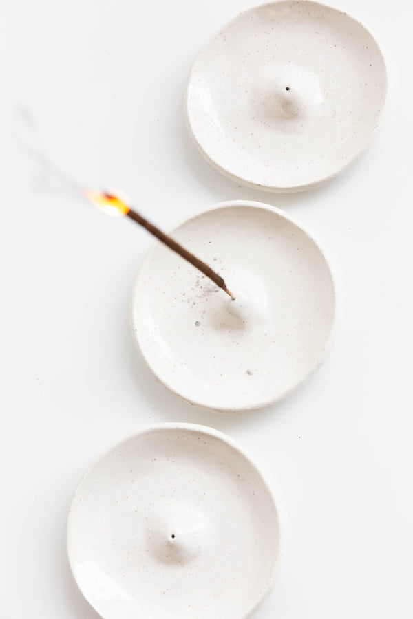 Ching Ching Catskill Ceramic Incense Holder