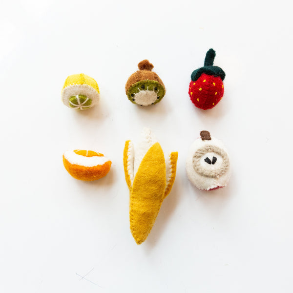 Felted Fruit Pack