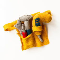 Felted Tool Belt