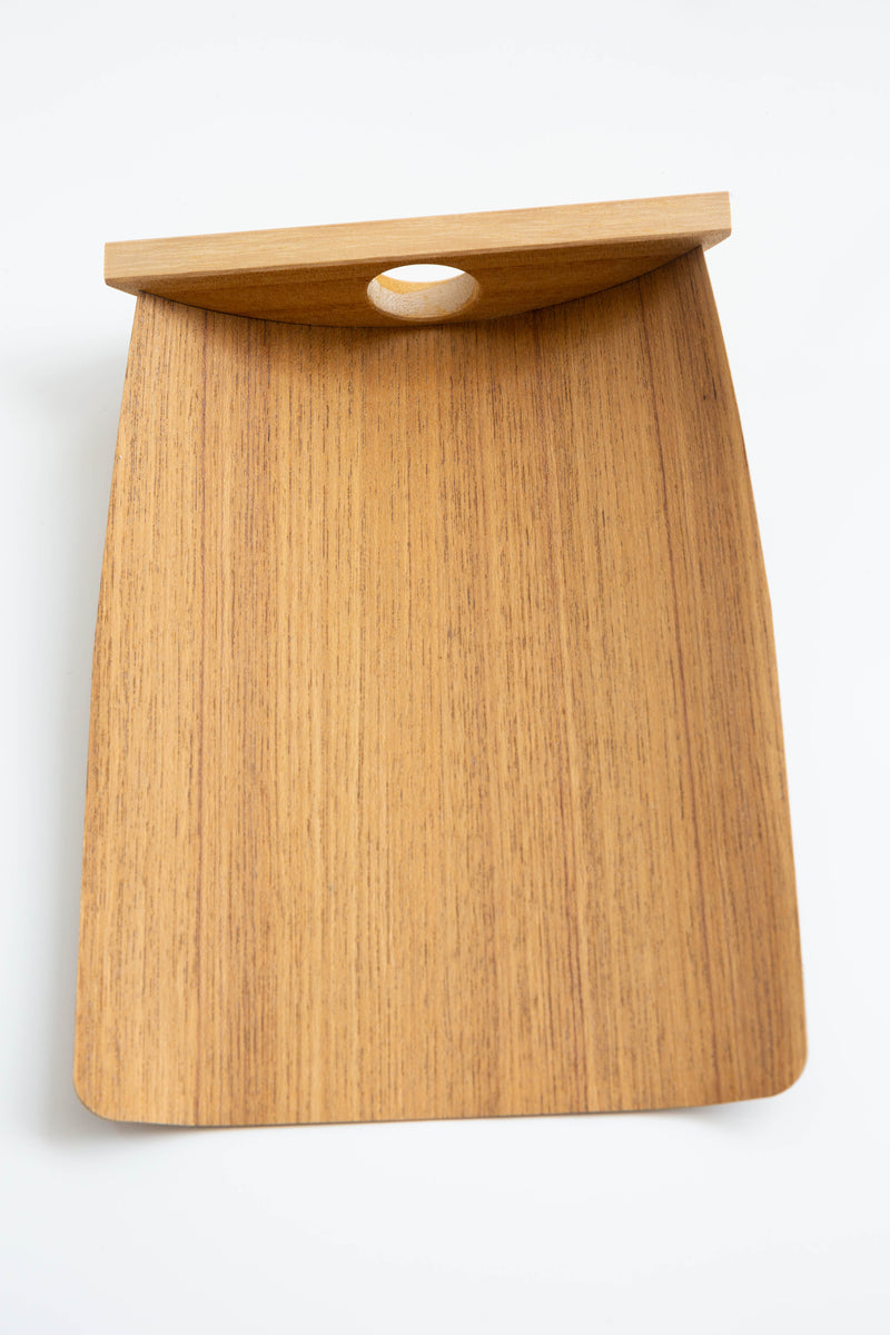 Four Design Natural Wood Dustpan