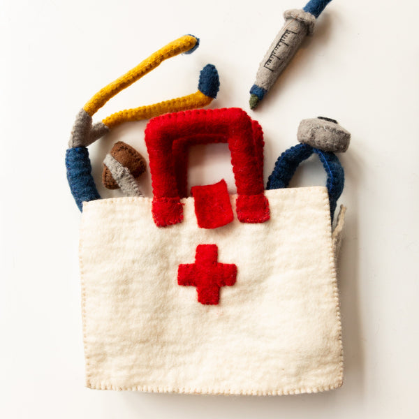 Felted Doctor Kit