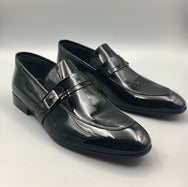 Patent Monkstrap Loafers
