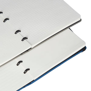 Extra-large refillable notebook - Minbøk