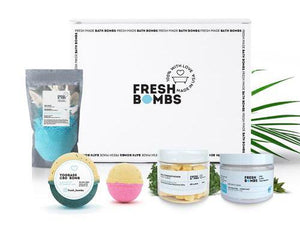 CBD Spa Kit