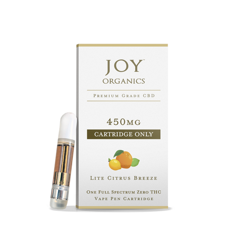 Joy Organics CBD Cartridge