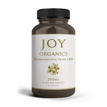 Load image into Gallery viewer, Joy Organics CBD Softgels