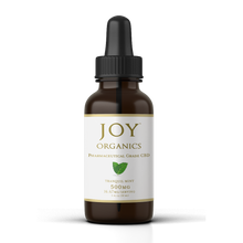 Load image into Gallery viewer, Joy Organics CBD Oil Tincture - 500mg