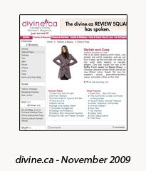 Stacey Zhang on divine.ca