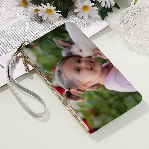 Buy Personalized Photo Wallet From Joseod Jewelry
