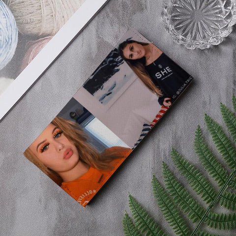Buy Custom Photo Long Bifold Wallet From Joseod Jewelry