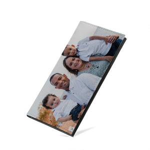 Buy Custom PU Leather Long Bifold Photo Wallet From Joseod Jewelry