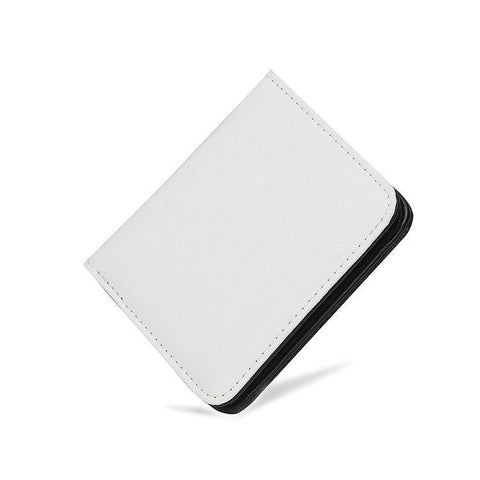 Buy Custom Short Bifold Wallet - Black From Joseod Jewelry