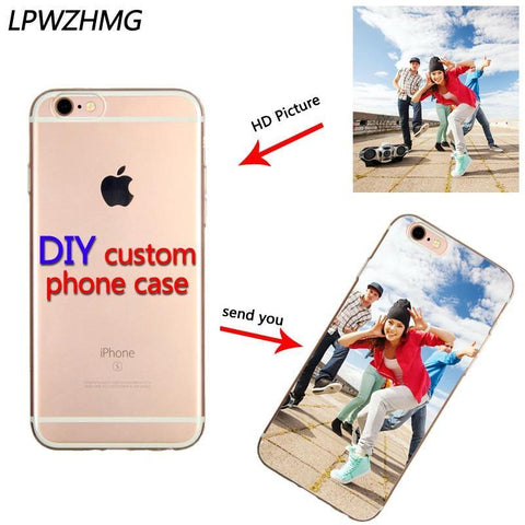 Image of DIY Personalized Photo Phone Case