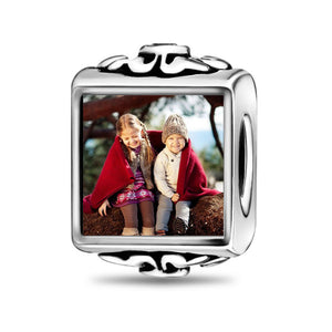 Shop Personalized  Color Photo Charms From Joseod Jewelry