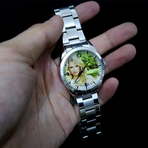 Image of Shop Joseod Custom Made Quartz Photo Watch From Joseod Jewelry