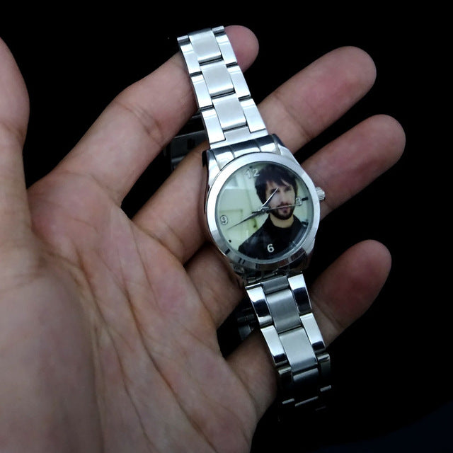 Shop Joseod Custom Made Quartz Photo Watch From Joseod Jewelry