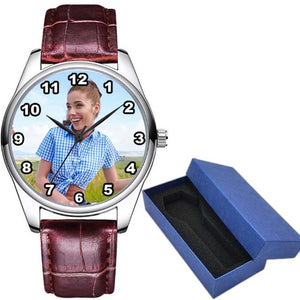 Personalized Waterproof Custom Watch