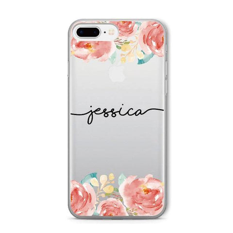 Buy Personalized Text Phone Case From Joseod Jewelry