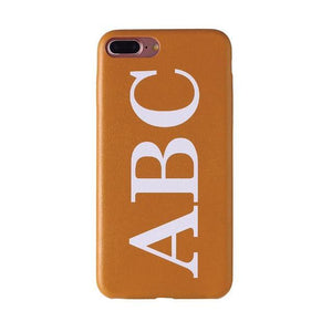 Personalized Phone Name Case