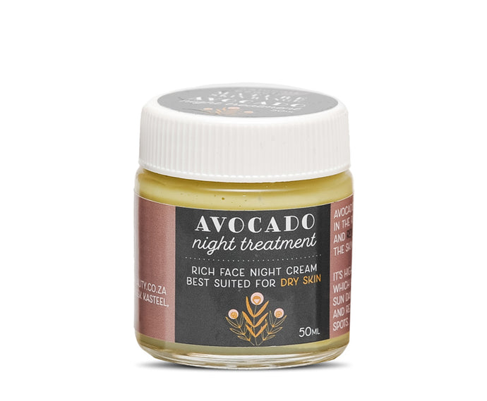 Avocado Night Treatment