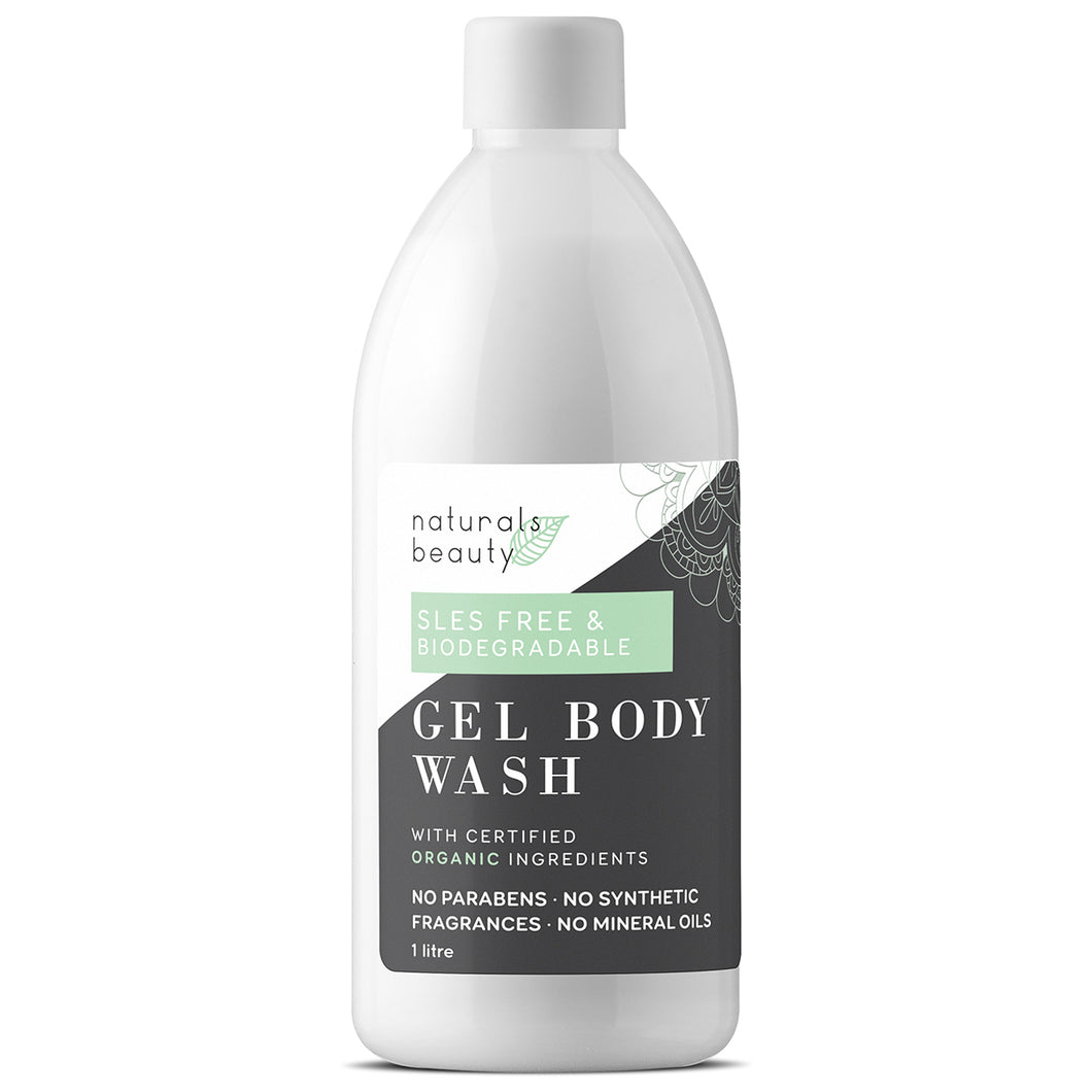 1litre Body Wash