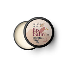 Load image into Gallery viewer, Coconut Mint Balm