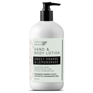 Sweet Orange Hand & Body Lotion