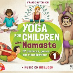 Book #1 - Yoga for children with Namaste