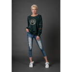 Mimoso Luxe Sweater - Emerald