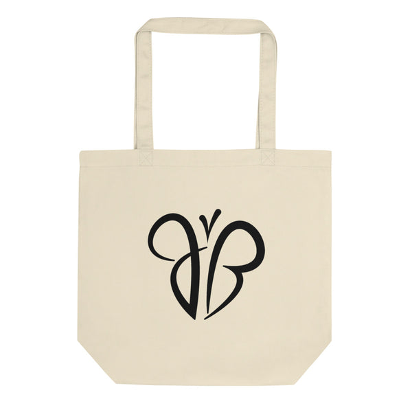 JB Butterfly Organic Tote Bag