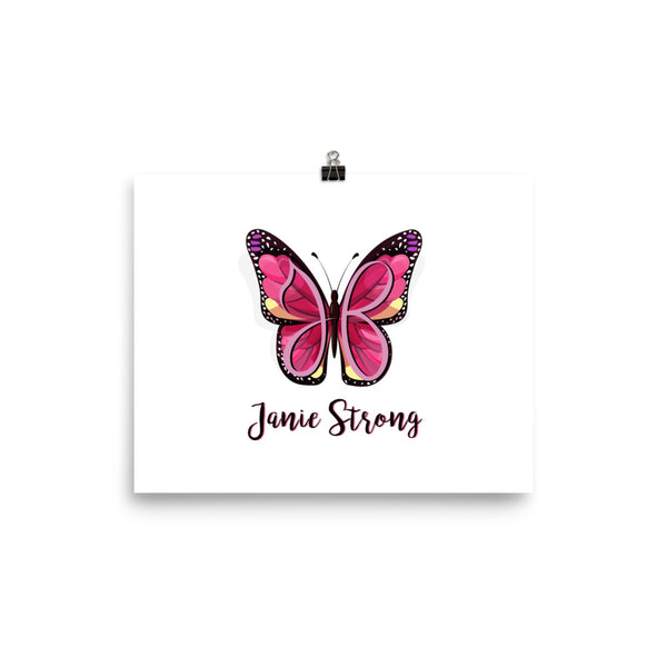 JanieStrong Print