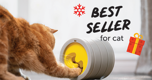 Best sellers for cats
