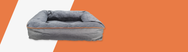 Snuggle bed - Dark gray - BeOneBreed