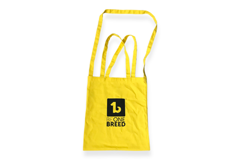 Reuse bag Beonebreed - BeOneBreed