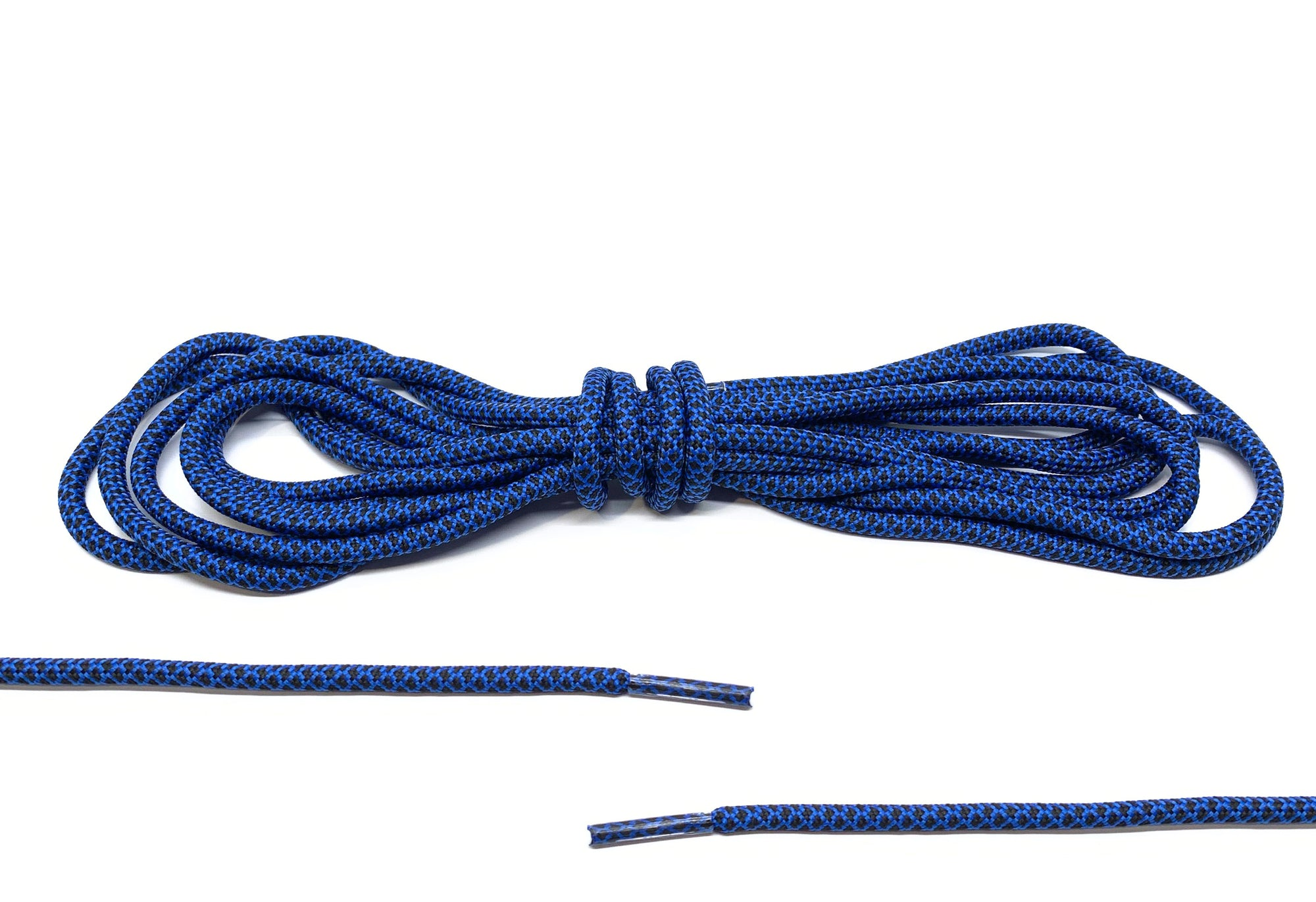 Blue Rope Laces - Belaced
