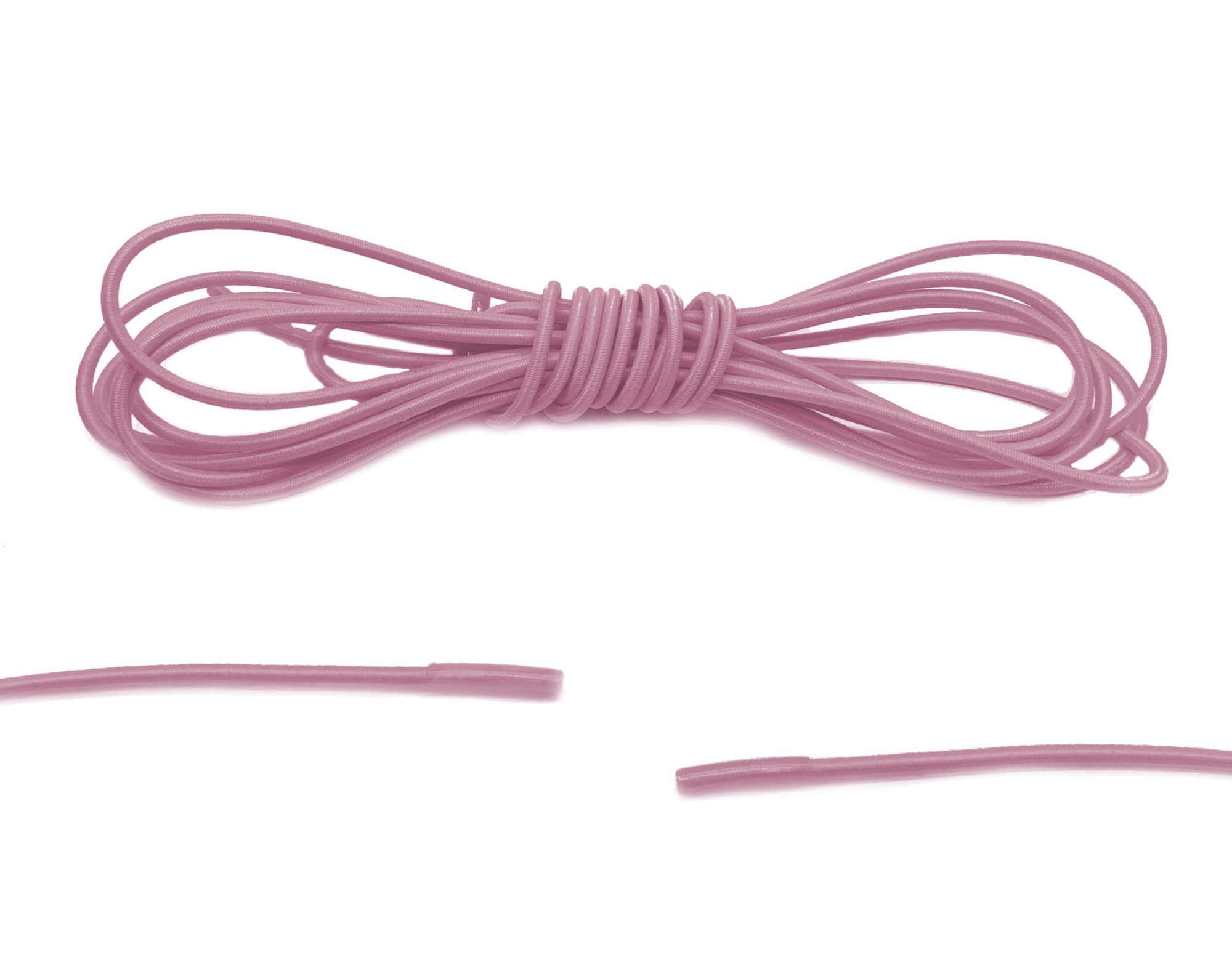 Light Pink Elastic Laces - Belaced