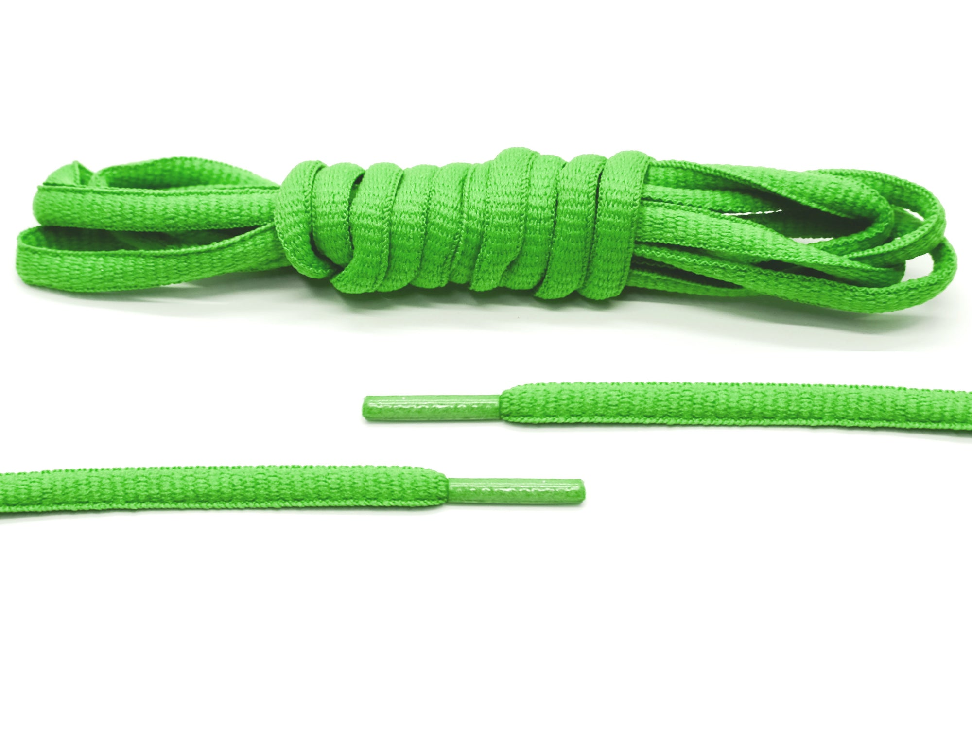 The Neon Green Shoe Lace - Belaced