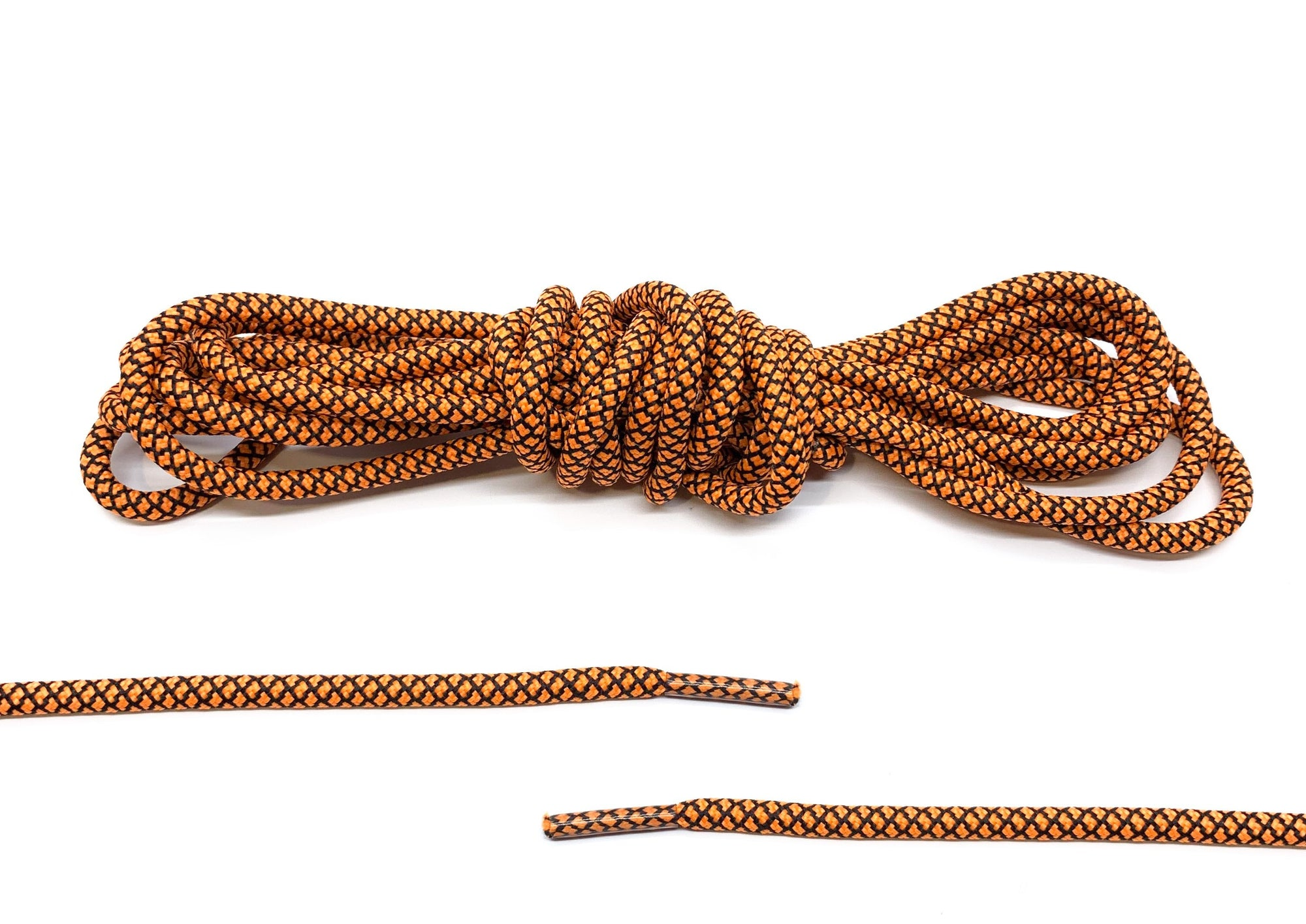 Orange Rope Laces - Belaced