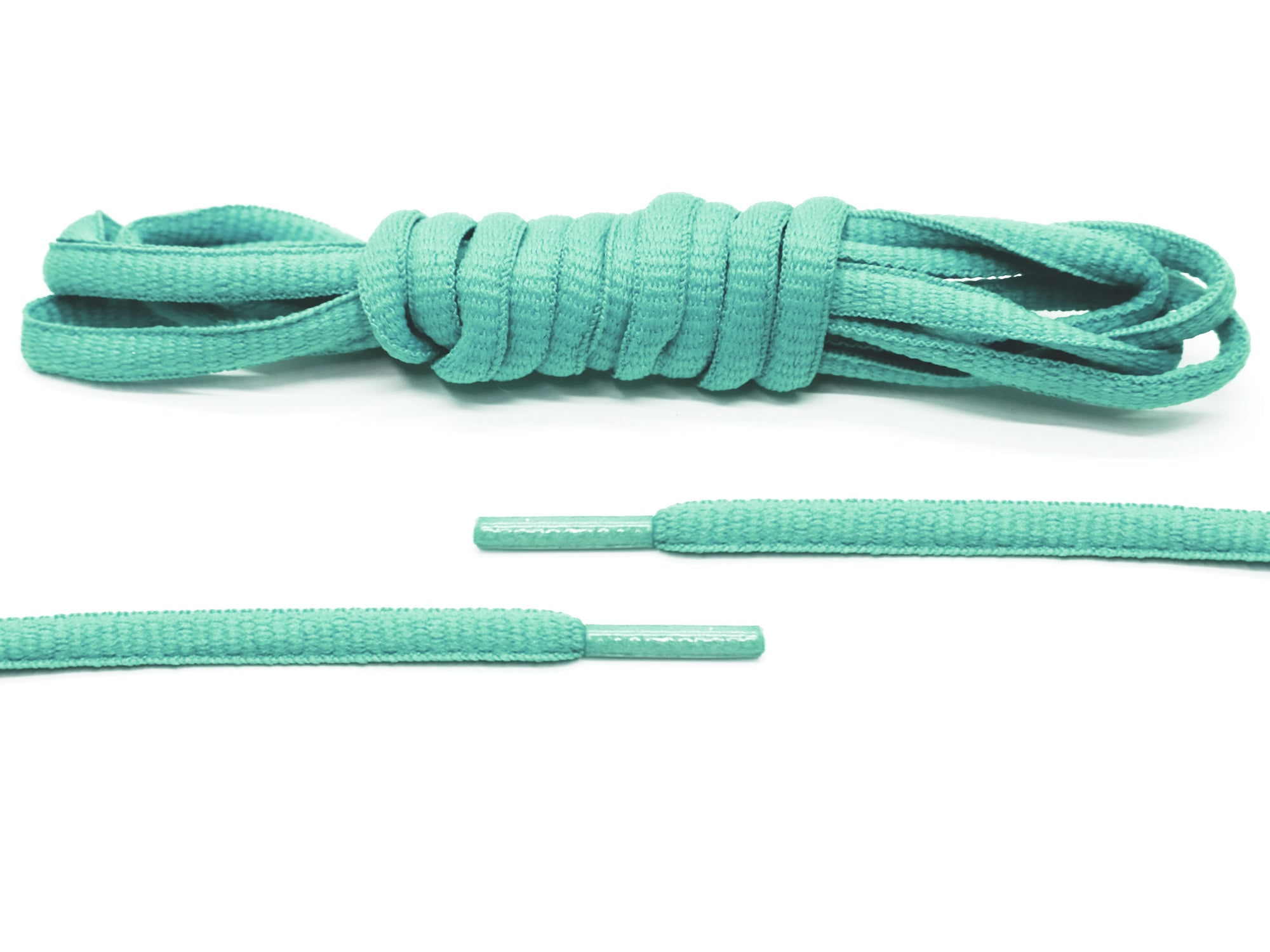 The Teal Shoe Lace - Belaced