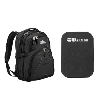 Backpack Kits with Ranger Level IIIA Civilian Armor Insert - CW Armor