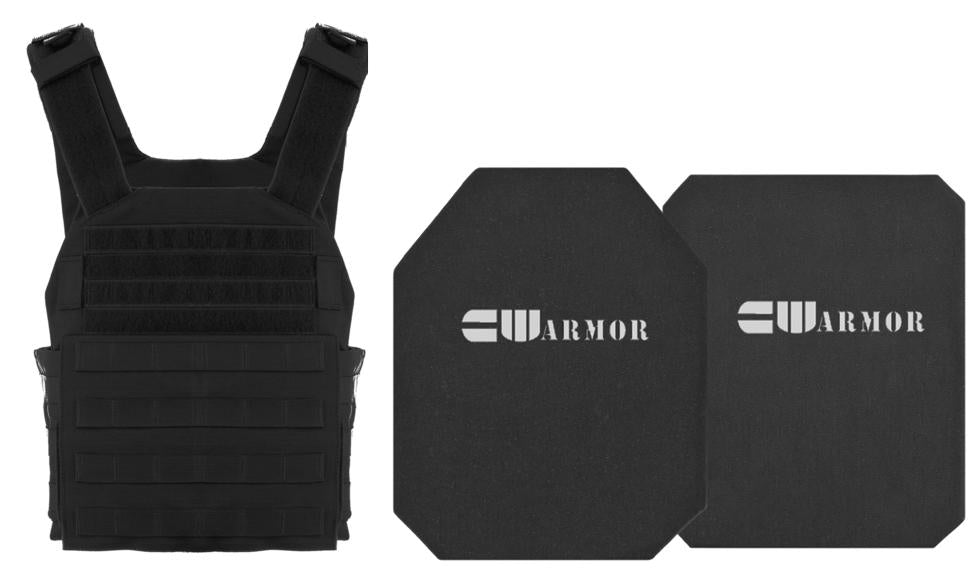 Rifle Armor Kit ACAP