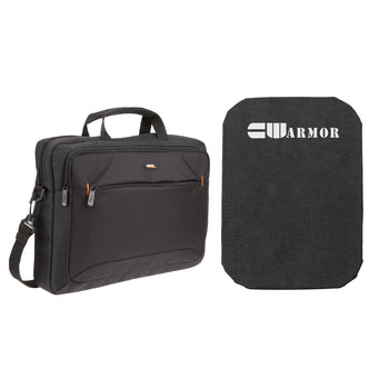 Laptop and Tablet Kits with Ranger Level IIIA Civilian Armor Insert - CW Armor