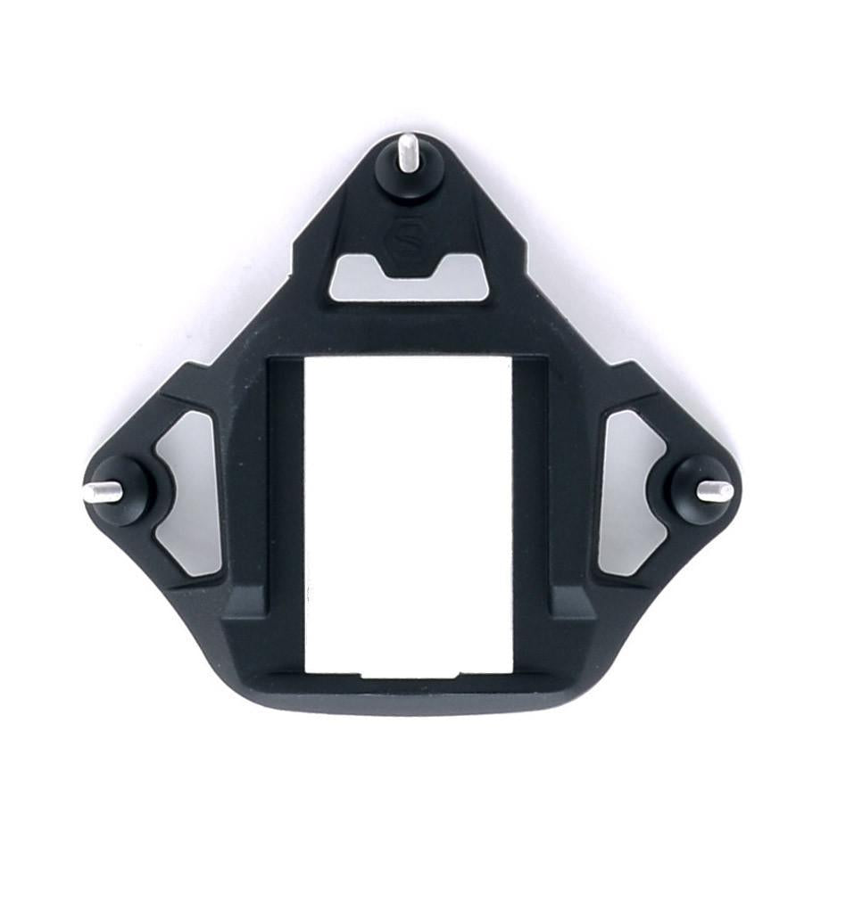 Trojan Series Low Visibility Shroud and assembly
