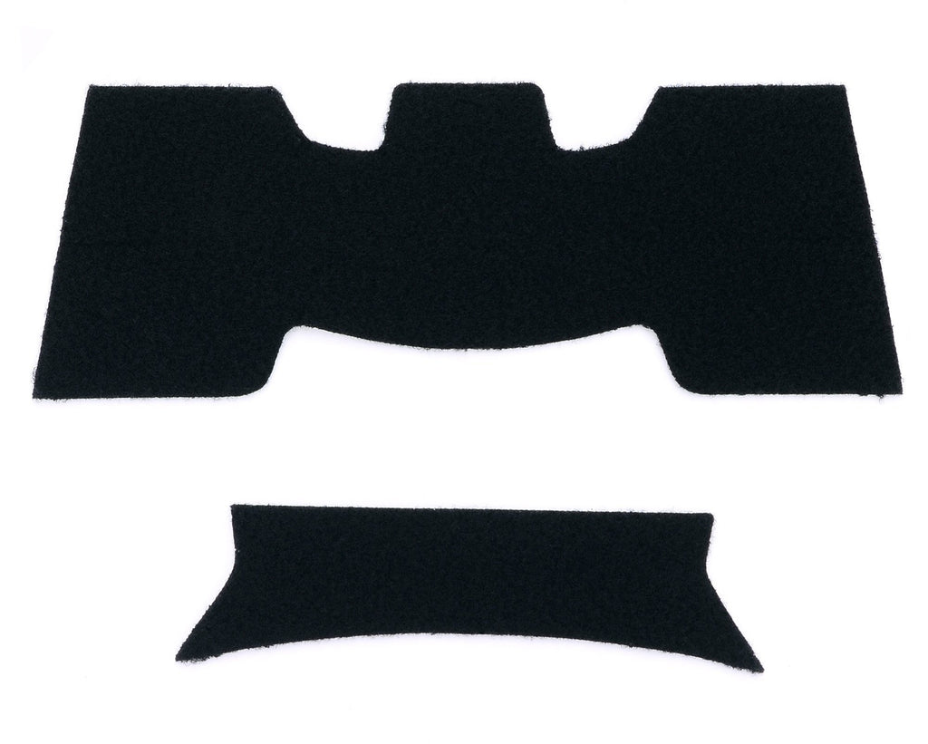 Trojan Velcro System for ACH/MICH Helmet  Exterior for rails compatible helmets