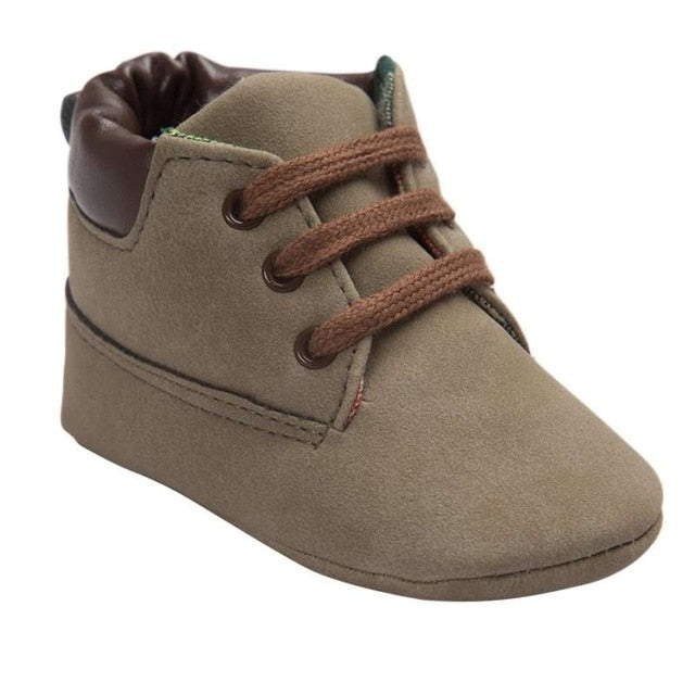 E&C Boys City Boots