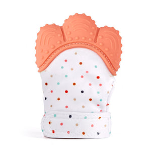 Baby Mitten Teething Glove