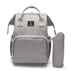 E&C Perfect Diaper Bag 3.0 With USB Connectivity