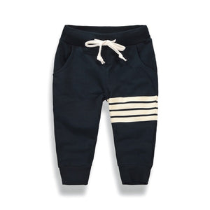 E&C Stripes Sweatpants - Young kids